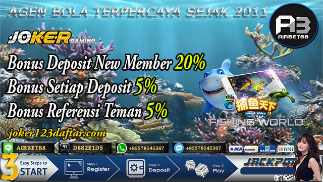 Game Ikan Online Android di Indonesia 2018